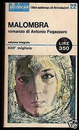 Malombra, romanzo di Fogazzaro
