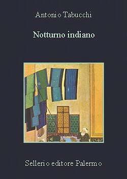 Notturno indiano, libro di Tabucchi