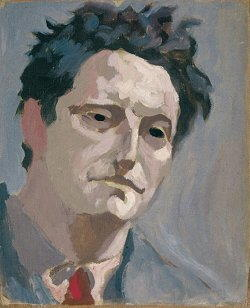 Carlo Levi Autoritratto 1945