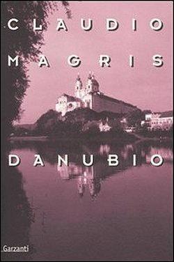 Copertina del libro Danubio di Magris