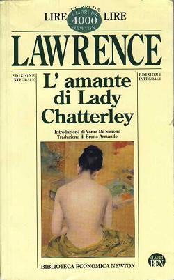 L'amante di lady Chatterley di David Herbert Lawrence