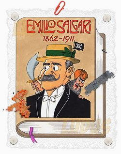 Biografia di Emilio Salgari