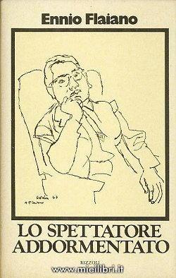Flaiano, libro Lo spettatore addormentato