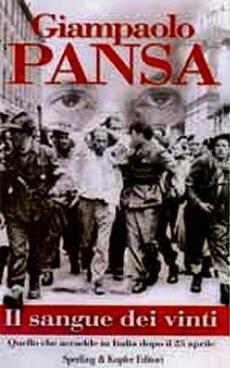Giampaolo Pansa, Il sangue dei vinti