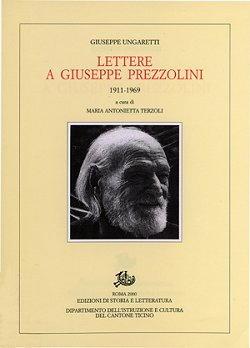 Lettere a Giuseppe Prezzolini