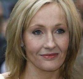 Joanne Rowling foto