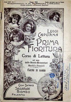 Prima fioritura di Luigi Capuana