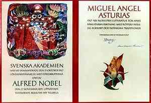 Biografia di Miguel Angel Asturias