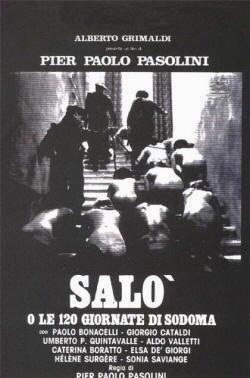 Biografia di Pier Paolo Pasolini, Salò