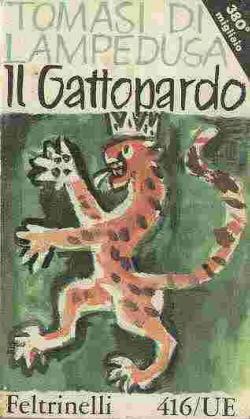 Biografia di Tomasi di Lampedusa, Il gattopardo