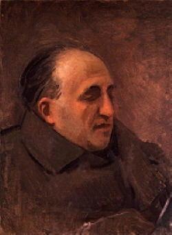 Ritratto di Vincenzo Cardarelli