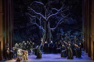 Opera Falstaff di Verdi