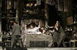 Opera Gianni Schicchi di A. Puccini