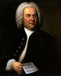 Johann Sebastian Bach, ritratto