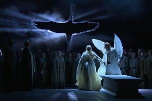 Opera Lohengrin di A. Richard Wagner