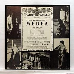 Opera Medea di Cherubini