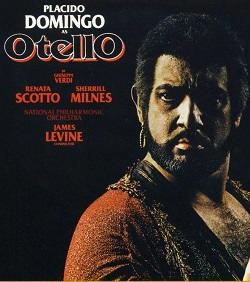 Opera Otello di A. Verdi