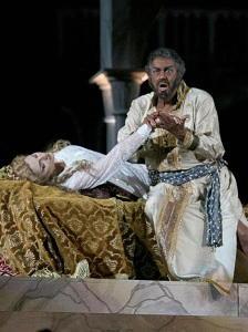 Opera Otello di Verdi