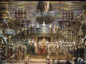 """Opera """"Aida"""" di Verdi"""