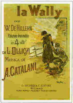 Alfredo Catalani - La Wally