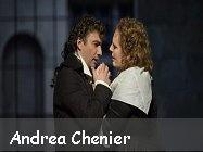Andrea Chenier di Umberto Giordano