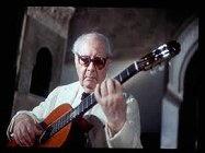 Foto, biografia e opere di Andrés Segovia