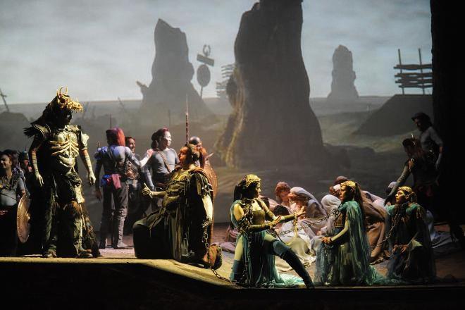 Attila opera lirica di giuseppe verdi