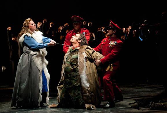 Attila opera lirica