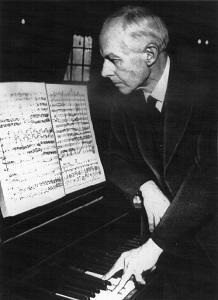 Bela Bartok foto