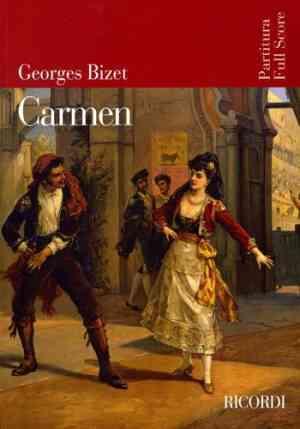 Opera Carmen di Georges Bizet