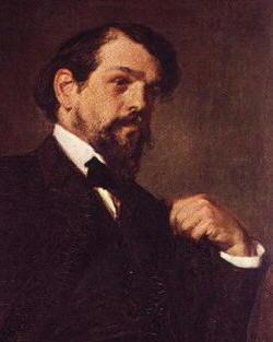 Claude Debussy, ritratto