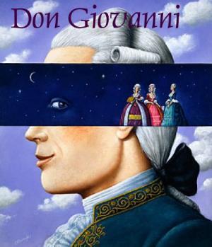 Opera Don Giovanni di Mozart