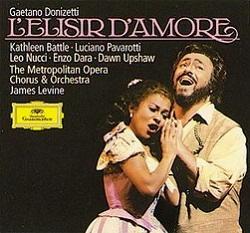 Opera L'Elisir d'amore di Donizetti