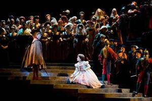 Opera Ernani di Verdi