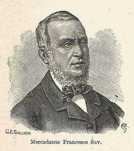 Francesco Saverio Mercadante