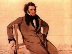 Biografia di Franz Schubert, ritratto