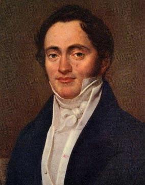 Gaspare Spontini ritratto