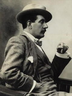 Giacomo Puccini foto