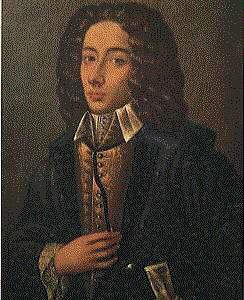 Giovanni Battista Pergolesi ritratto