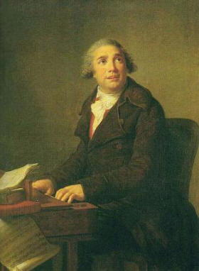 Ritratto di Giovanni Paisiello