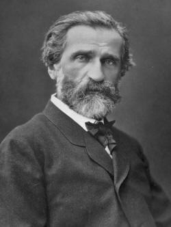 Giuseppe Verdi, biografia e foto