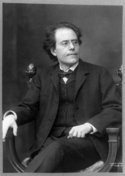 Gustav Mahler, biografia foto e composizioni