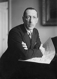 Igor Stravinskij, foto