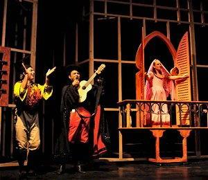 Opera Il Barbiere di Siviglia di Rossini