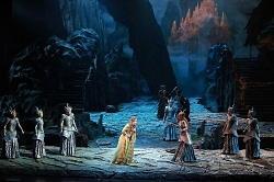 Opera Il Crepuscolo degli Dei di R. Wagner