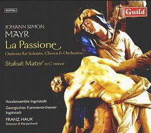 Biografia di Johann Simon Mayr, La passione