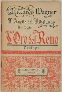 L'oro del Reno