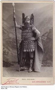 Opera L'oro del Reno di Puccini