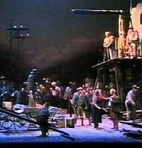 Opera La Fanciulla del West di Puccini