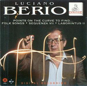 Luciano Berio biografia e composizioni
